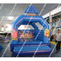 Buy cheap Commercial Inflatable Bounce House Waterproof Ice Snow printing from Wholesalers