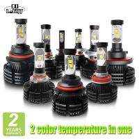 Cheap Waterproof Led Replacement Headlight Bulbs DC 9-30 V Auto Lighting System for sale