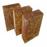 Cheap AZM -1680 Silica mullite brick , fire resistant heat proof bricks Brown Color wholesale