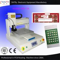 Buy cheap Prototype Programmable SMT Routing Machine PCB Router Machine SMT Router from wholesalers