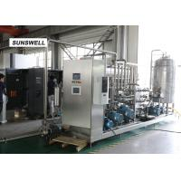 Cheap Continuous Syrup Control Not Cold Bottle Filling Machine  For Sparkling Beverage for sale