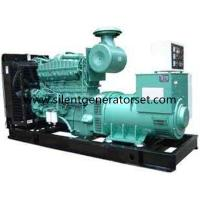 Buy cheap Powered Cummins Three Phase Diesel Generator 40kw 4 Cylinders For Office from wholesalers