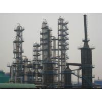 Cheap Column type furfural treatment used oil re-refining plant for sale