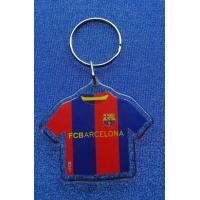 Cheap wholesale custom promotional keychains plastic for sale