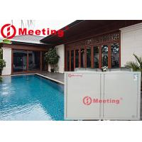 China Energy Efficient Swim Spa Heat Pump Input Power 9.2kw With Oil Heater on sale