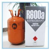 99.9% Purity ISO-Butane Refrigerant R600A Gas competitive price