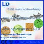 Cheap Potato Starch Crisp Food Frying Fry 3d Snack Pellet Machinery for sale