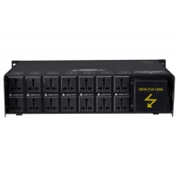 Cheap professional high quality power sequencer PC-2212 for sale
