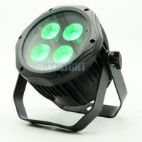 Cheap 5 in1 RGBWA Waterproof LED Par Light With Battery And Wireless Control for sale