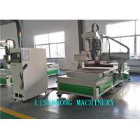 Cheap Energy Saving Wood Cutting Cnc Router Machine Double Process Drill Up And Down for sale