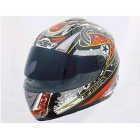 828 Black-red Motorcycle Helmets