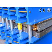 Quality Portable Conveyor Belt Vulcanizing Equipment , PLC Control Conveyor Belt Vulcanizer wholesale