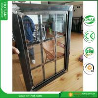 Cheap cheap luxury hotels steel frame windows wrought iron gill windows designs for sale