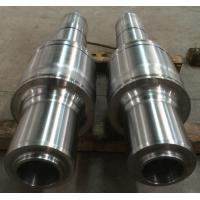 Cheap Manual Metal Corrugated Iron Straightening Roller tube Mould , 60CrMoV / H13 , Diameter 60 - 1500 mm for sale