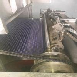 China Crumb Rubber Modified Bitumen Steel Belt Pastillator , Wax Making Machine Durable on sale