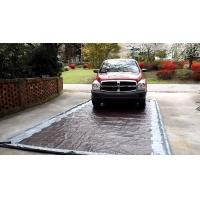 Cheap Mobile Valeting Wash Pad Containment Systems PVC Washpad For Cleaning for sale
