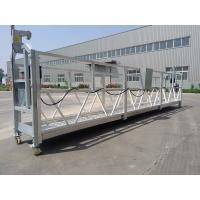 Cheap High Rise Building Maintenance Window Cleaning Suspended Working Platform ZLP630 for sale