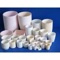 Buy cheap alumina ceramic tube,alumina ceramic liner with different shape from wholesalers