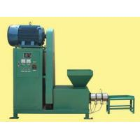 China Charcoal Briquette Machine / sawdust briquette making machine    (skype:zhoufeng1113) on sale