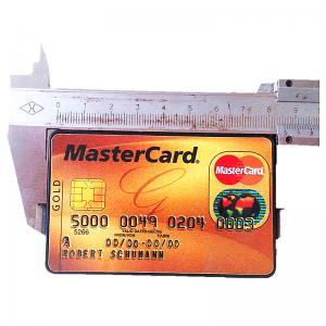 4.5W GSM BOX ID Credit Card Earpiece Spy Wireless Bluetooth Hidden Mini IMEI SIM