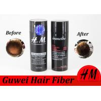 Quality Guwei Hm 28g Full Hair Thicker Anti Hair Loss Spray Hair Building Fibers Refillable wholesale