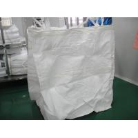 Cheap Reusable polypropylene fabric Pellets Big Bag for 1500kg cement packing for sale