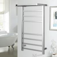 Cheap household 65w Stainless Steel Wall Mounted Electric Heated Towel rack For washroom for sale
