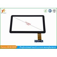 Cheap HD 14 Inch KTV Touch Screen Overlay Anti - Interference Ability , 4096*4096 Resolution for sale
