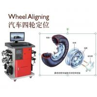 Buy cheap Automotive 3D Wheel Tire Alignment Machine from wholesalers