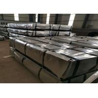 Cheap Standard JIS G3312 Pre Painted Sheet Metal , Pre Painted Gi Sheet 0.2-1.0mm Thickness for sale