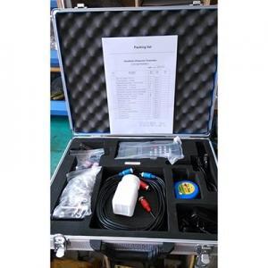 Cheap Handheld Ultrasonic Flow Meter ZERO100HU Series for sale