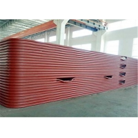 China SA210A1 Carbon Steel Water Boiler Power Plant Spare Parts Boiler Water Wall Panel on sale