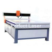 Cheap Heavy Steel Computer Controlled CNC Router / CNC Glass Engraving Machine for sale