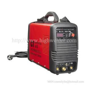 Inverter TIG/MMA/CUT welder/Welding machine-CT-416DIS(B22)