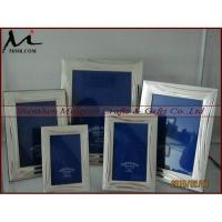 Cheap Metal Photo Frame,Silver Plated Photo Frame,Alloy Photo Frame,Aluminum Photo frame for sale