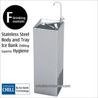 Cheap DF27C Stainless Steel Water Cooler Freestanding Drinking Fountain for sale