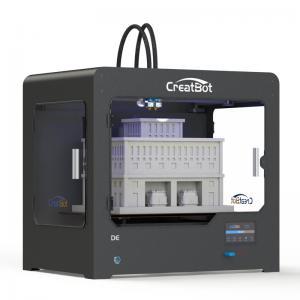 Cheap 110V/220V High Precision 3d Printer , Createbot 3d Printer DE 400*300*300 Mm for sale
