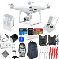 Cheap DJI Phantom 4 Pro Quadcopter! NEW MODEL! MEGA Everything You Need Accessory Kit! wholesale