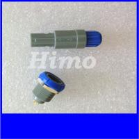 1P series plastic push pull connector redel compatible PAGPKG