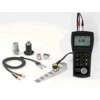 Cheap Ultrasonic Through Coating Thickness Gauge TG4100 in 5MHz  Echo To Echo for sale