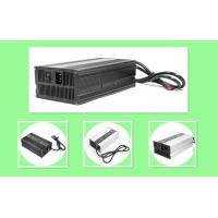 EV Battery Electric Golf Cart Charger , 30Ah - 100Ah Charger For Motorcycle Battery