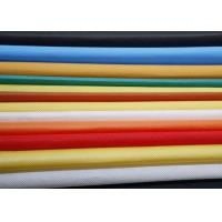 Cheap White Polyester Non Woven Fabric Raw Material Nonwoven Wipes Customized for sale