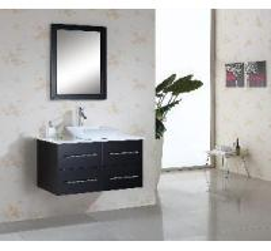 China Stylish Modern Bathroom Vanity Furniture (X-022) on sale