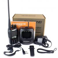 China BF-UVB5 UV B5 Walkie Talkie 5 Watt 99 Channels FM Portable Two Way PMR Radio UV B5 on sale