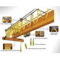 Cheap 10T Heavy Duty Indoor Operation Single Girder Overhead Crane With Single Speed Or Double Speed (dual speed) for sale