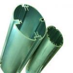 Cheap aluminum alloy ; Curtain rod;Platform ladders aluminum rod in various colors services for sale