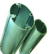 Cheap aluminum alloy ; Curtain rod;Platform ladders aluminum rod in various colors services wholesale