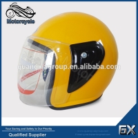 China Motorcycle Accessory PU Safety Helmet Cheap Sell Half Face Helmet on sale