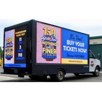 Cheap Digital Truck Mounted Mobile Led Display Advertising 1R1G1B Long Life Span for sale