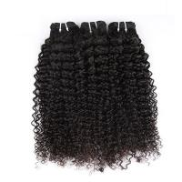 """Quality Natural Color Peruvian Body Wave Hair BundlesCurly Dancing And Soft 10"""" To 30"""" Stock wholesale"""